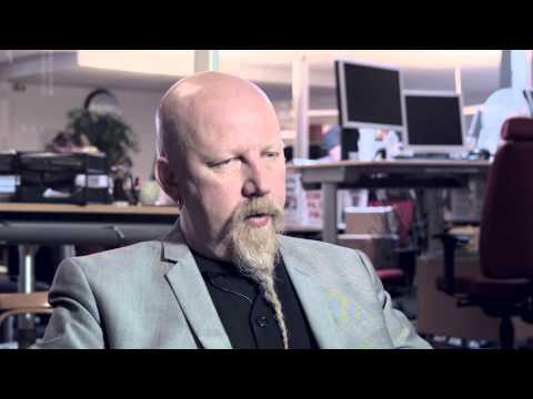 Lokaljournalistik i förändring - en film om lokal journalistik i Gävle