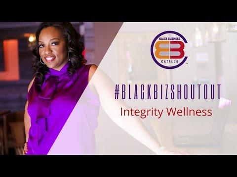 Black Business Holiday Catalog #BlackBizShoutout - Integrity Wellness