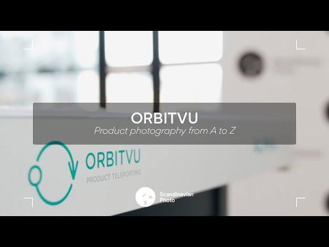 Orbitvu – produktfotografering med automatik