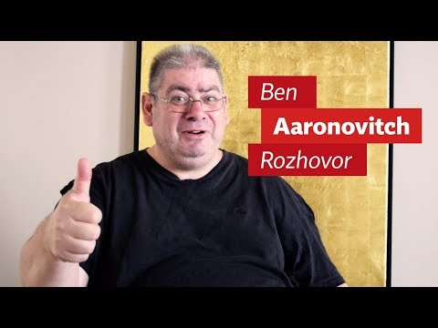 Ben Aaronovitch: Rozhovor pro Martinus