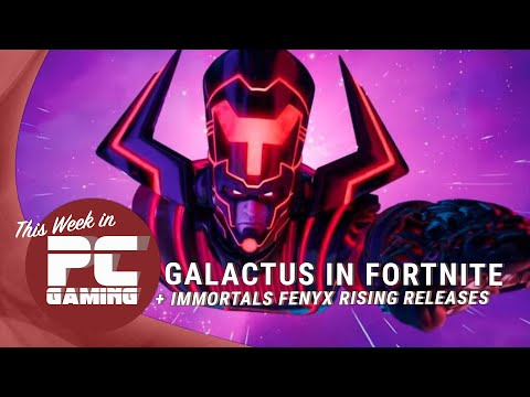 This week in PC gaming: Immortals Fenyx Rising, Empire of Sin, Fortnite Galactus event