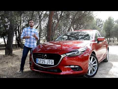 Mazda 3 Skyactiv-D - Prueba en Portalcoches