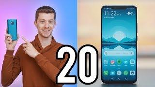 Vidéo-Test : Huawei Mate 20 Pro : TEST COMPLET et AVIS PERSONNEL
