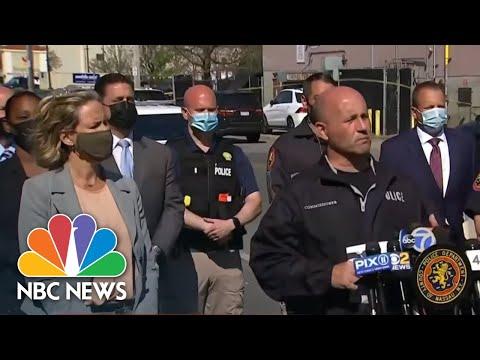 1 Killed, 2 Injured In Shooting At Long Island Supermarket | NBC Nightly News