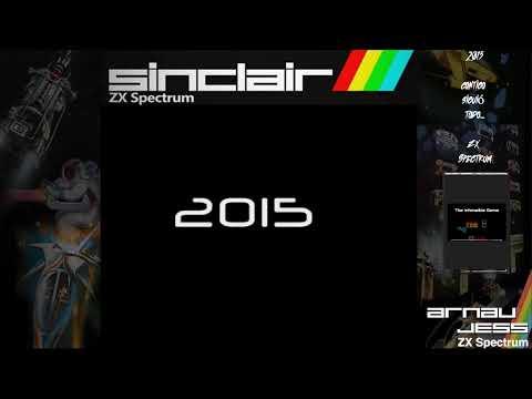 2015: Contigo siguió todo... Zx Spectrum