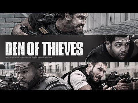 Den of Thieves - Nu på DVD, Blu-ray & Digitalt