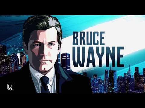 Liga de la Justicia - Bruce Wayne aka Batman - Castellano HD