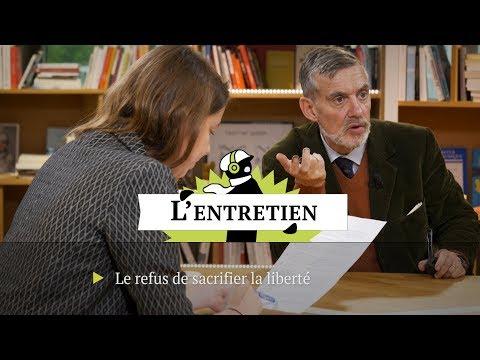 Vidéo de François Sureau