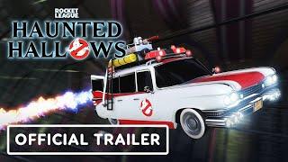 Rocket League - Official Ghostbusters Trailer (Halloween Event 2020)