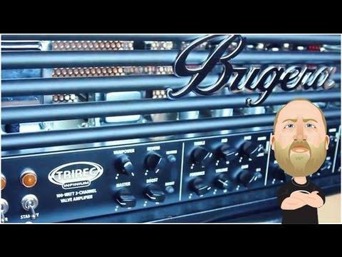 Bugera TriRec - Metal & Playthrough