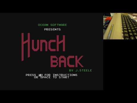 Jugando a Hunchback en cooperativo ;)
