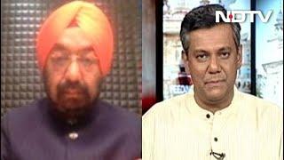 निस्वार्थ सेवा सिखों के DNA में है : Vikramjit Sahney - NDTVINDIA
