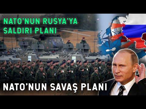 NATO'nun Rusya'ya Karşı Planı! Ruslar Hazırlık Yapıyor!