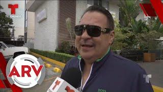 Julio Preciado se somete a trasplante de riñón donado por su hija   Al Rojo Vivo   Telemundo
