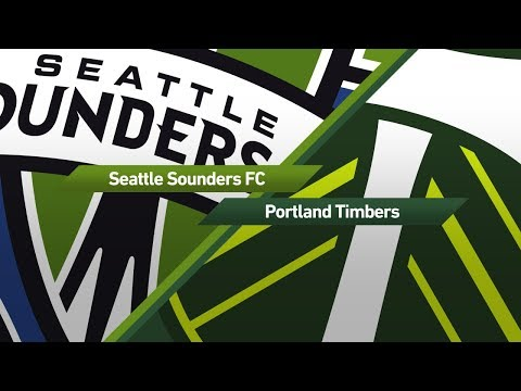 Highlights: Seattle Sounders vs. Portland Timbers | August 27, 2017