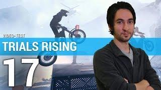 Vidéo-Test : TRIALS RISING : Un Trials à la hauteur ? | TEST