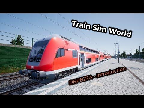 Train Sim World: DB BR182 - DBpbzfa Introduction