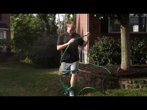 Make Your Recycling Count: Trash Your Old Garden Hose