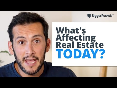 3 Main Factors Affecting Today's Housing Market