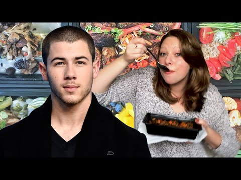 Nick Jonas's Personal Chef Cooked All My Meals For A Week ? Tasty