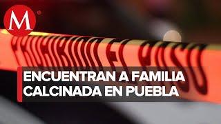 Disputa entre delincuentes, posible mo?vil de ejecucio?n de familia en Puebla