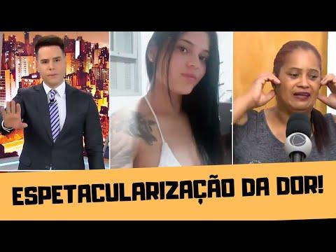 CIDADE ALERTA/BBB20 E A EXPLORAÇÃO DO SOFRIMENTO AO VIVO!