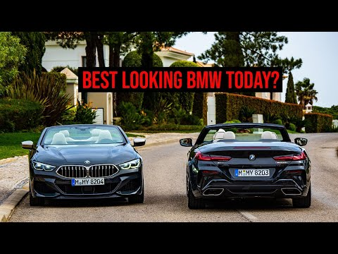 BMW M850i Convertible | DESIGN OVERVIEW