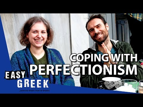 Coping with perfectionism in language learning | Easy Greek 51 photo