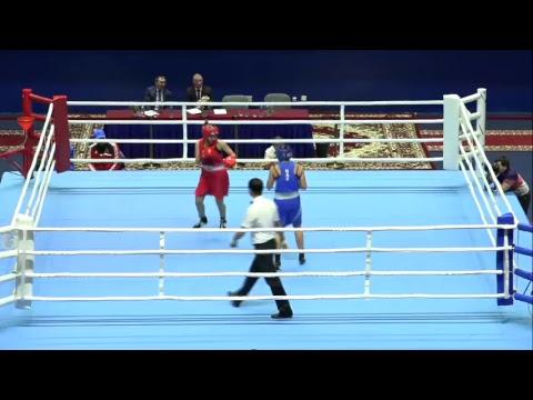 ЧРК по боксу среди женщин Астана-2018. (13.05.2018)