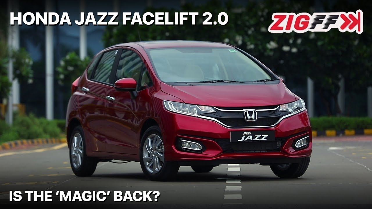 🚗 ZigFF: Honda Jazz 2020 Launched | Hi Facelift, Bye Diesel! | Zigwheels.com