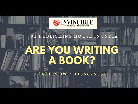 One Stop Publishing Solution - Invincible Publishers | All Genre of Books