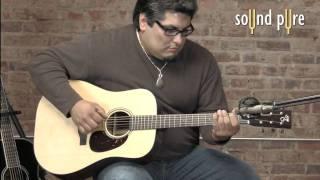 Jonn Richardson, Master Blues Guitarist at Sound Pure Studios
