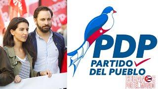 Políticos en España se compromete a reconocer el Partido del Pueblo como la diplomacia cubana