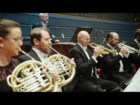 Ludvig Norman Symphony No. 3 / Royal Stockholm Philharmonic Orchestra / Sakari Oramo