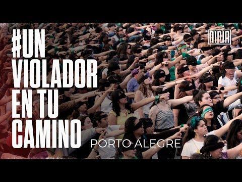 #UnVioladorEnTuCamino em Porto Alegre