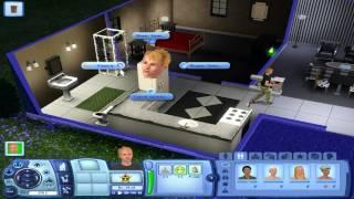 The Sims 3 Карера Прохождение часть 2
