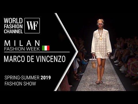 Marco de vincenzo | spring-summer 2019