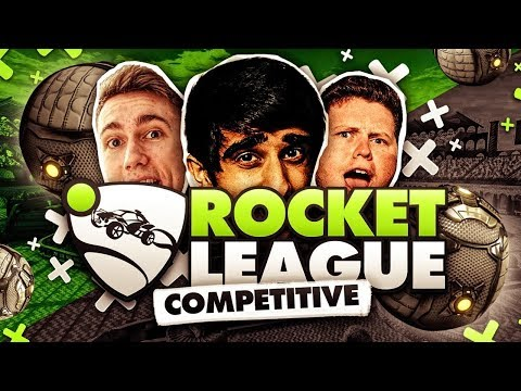 connectYoutube - WE'RE RUSTY! - Rocket League Competitive