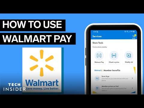 How To Use Walmart Pay