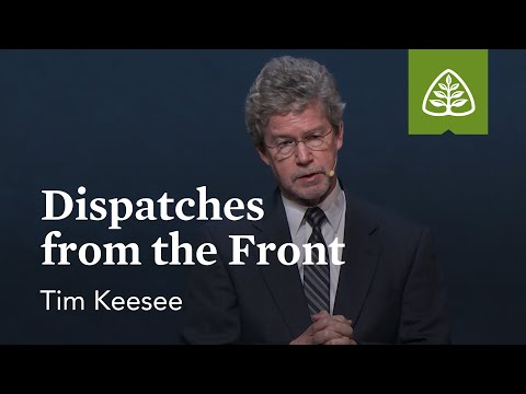 Tim Keesee: Dispatches from the Front