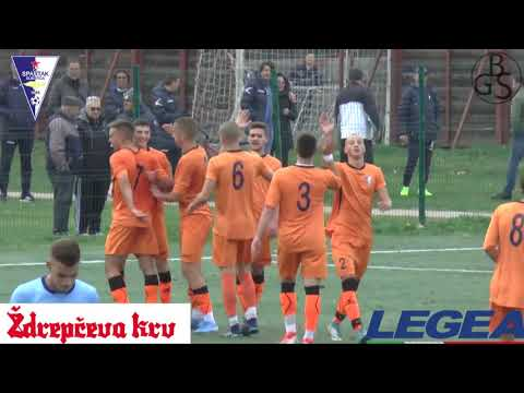 OMLADINSKA LIGA / FK SPARTAK ŽK - FK INTERNACIONAL 3:2 / XIV KOLO / 11.11.2019