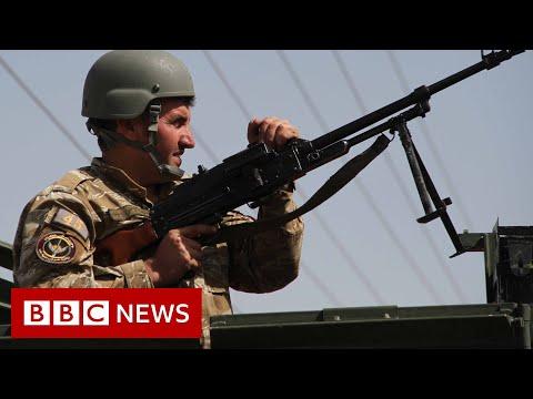 Taliban attack major Afghan cities - BBC News