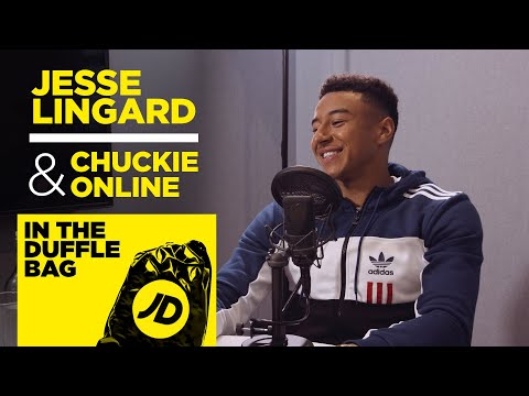 """jdsports.co.uk & JD Sports Promo Code video: """"My Mum Likes To Listen To Mist & Mostack"""" Jesse Lingard & Chuckie 