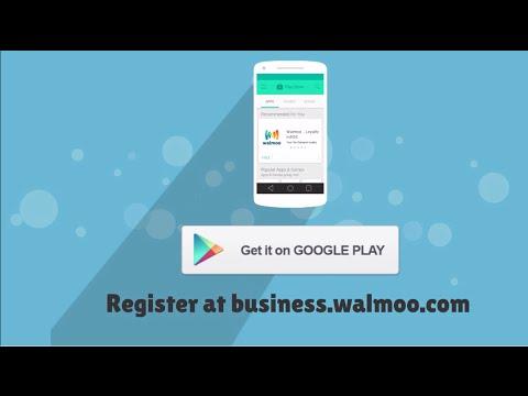 Walmoo lojalitātes platforma individuālām lojalitātes programmām