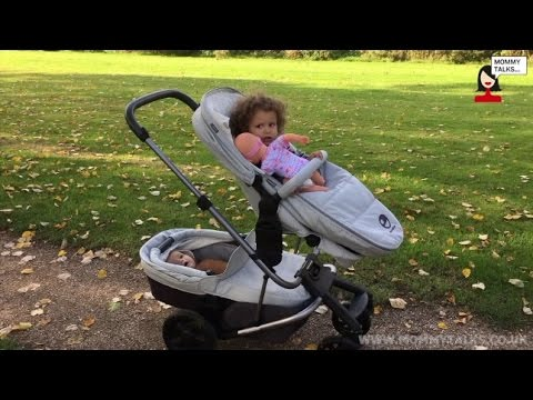 Easywalker Harvey stroller review
