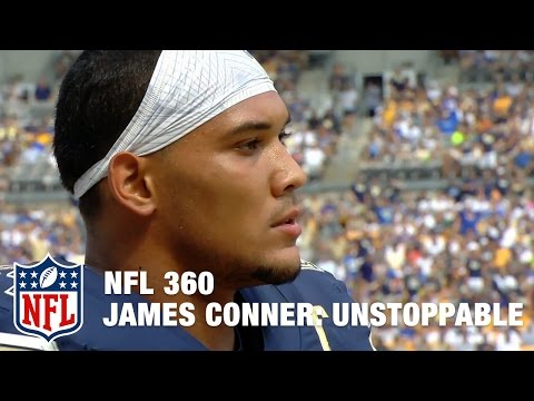 James Conner: Unstoppable | His Story of Triumph Over Cancer | NFL 360 | NFL Network
