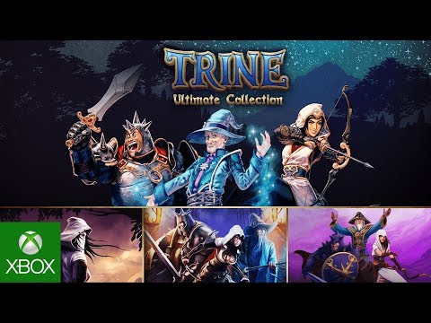 Trine: Ultimate Collection - Gameplay Trailer | Xbox One