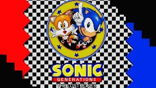 Sonic Generations: The Lost Zones - Walkthrough - Fan Game