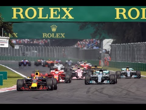 2017 Mexico Grand Prix: Race Highlights