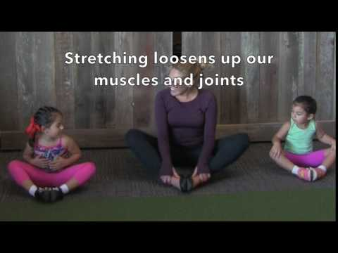 Classroom Stretches For Healthy Kids - Clip #3